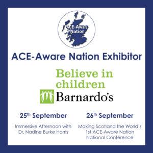 Exhibitor - Barnardo's