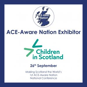 Exhibitor - Children in Scotland