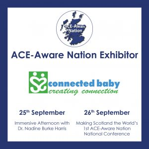 Exhibitor - connected baby